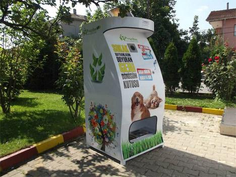 Stray Animal Vending Machine 3