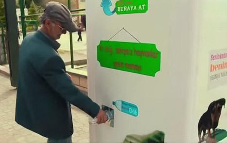 Stray Animal Vending Machine 5