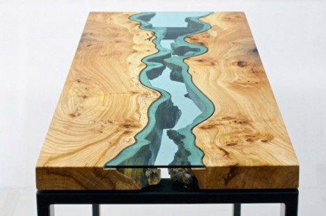 Topographic Furniture River Klassen 2