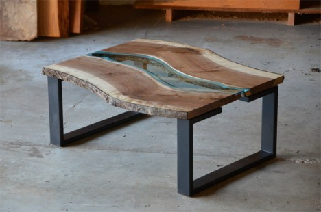 Topographic Furniture River Klassen 5