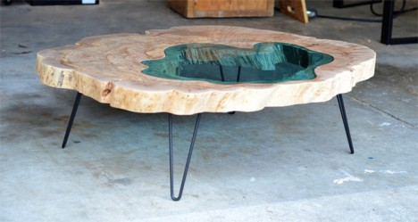 Topographic Tables TerrainInspired Furniture Designs Urbanist - Topographic coffee table