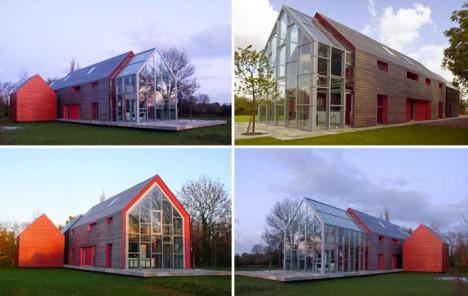 Transforming Houses Sliding 2