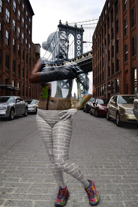 Urban Body Paint 6