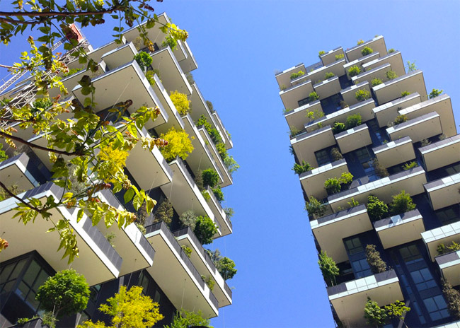Vertical Greenery Main