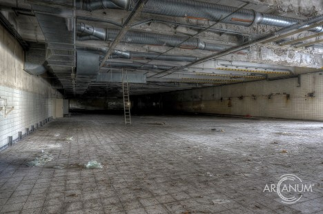 abandoned German chocolate factory 4