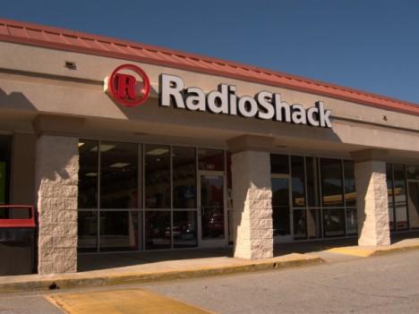 abandoned closed Dollar General Columbia dollar store Radio Shack