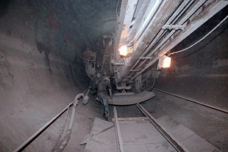 abandoned underground tunnels texas