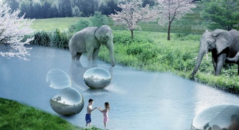 big zoo interactive concept