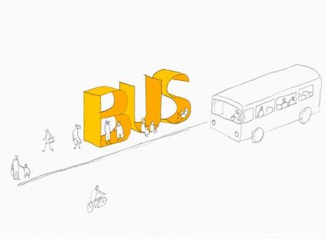 bus stop design concept