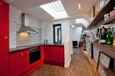 deserted london renovation project