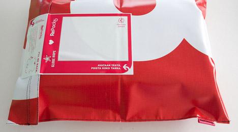 repack original package design
