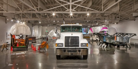 truck a tecture gallery