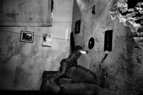 Sebastian Liste Urban Quilombo abandoned chocolate factory Brazil