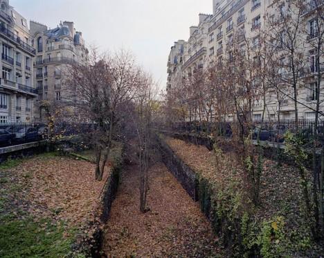 Abandoned Railraod Paris 3