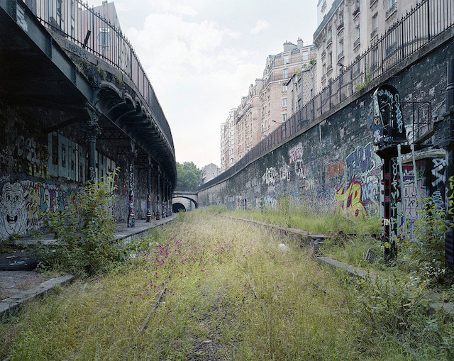 Abandoned Railroad Paris 1