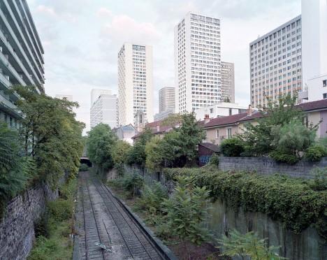 Abandoned Railroad Paris 8