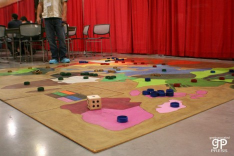 Biggest RISK Game Board 3