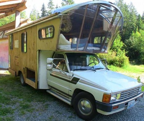 Roaming Homes 15 DIY RVs Converted Buses Tiny Houses Urbanist