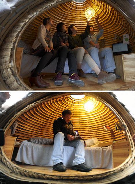 DIY Mobile Homes Egg House 2