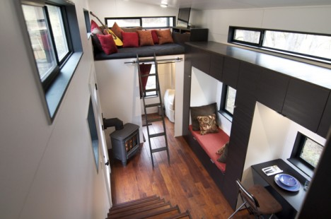 DIY Mobile Homes Modern Tiny 1