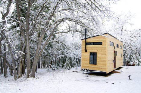 DIY Mobile Homes Modern Tiny 2