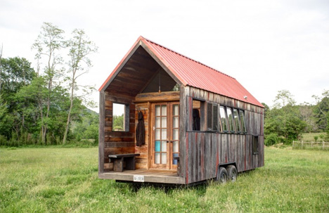 DIY Mobile Homes Recycled 1