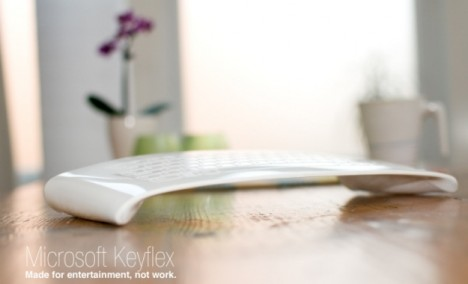 Keyboard Microsoft Keyflex 2