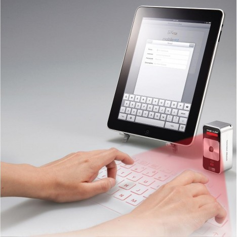 Keyboards Celluon Magic Cube