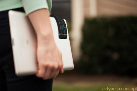 Keyboards Wearable SEnsors 2