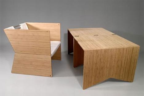 Kids Furniture Convertible Crib 2