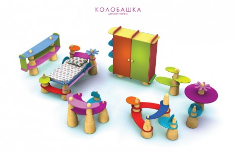 Kids Furniture Kolobashka 1