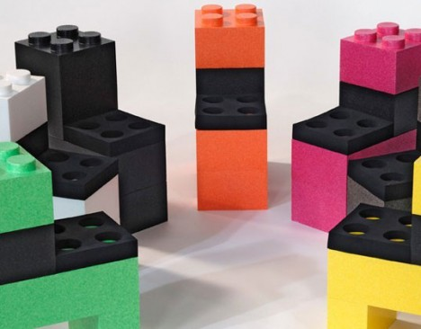 Kids Furniture LEGO 2