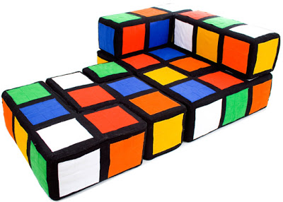 Kids Furniture Rubiks Cube 2