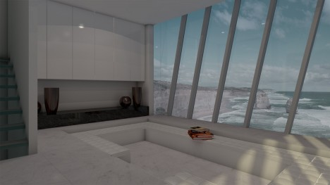 Modscale Cliff House 3