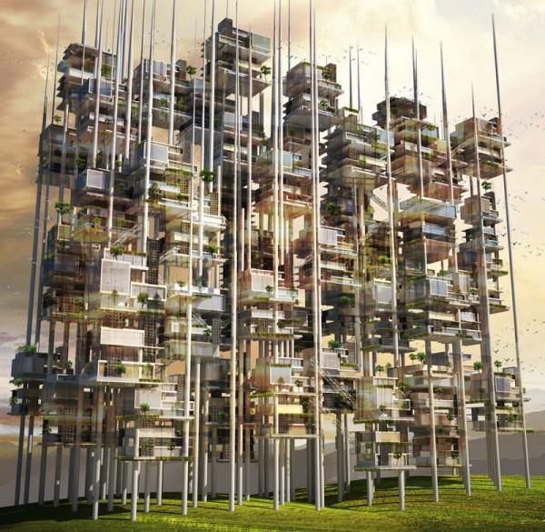 Modular Cities Seeds of Life 1
