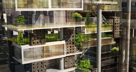 Modular Cities Seeds of Life 3