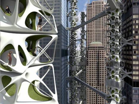 Modular cities 13 expandable solutions for urban growth urbanist - Britains most modern buildings the contemporary design competition ...