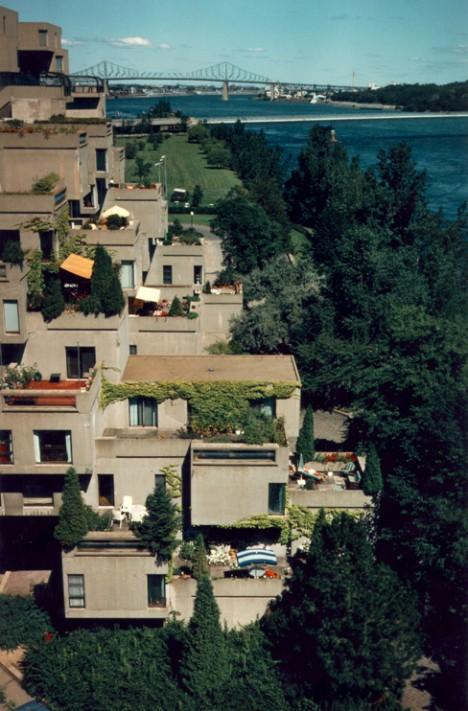 Modular Housing Habitat 67 2
