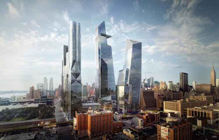 NYC Floating Skyscraper 1