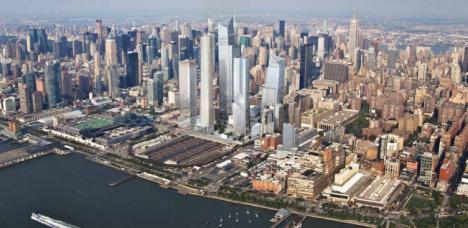 NYC Floating Skyscraper 2