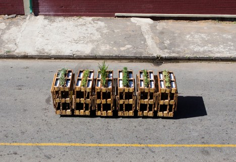 Pallet Benches 3