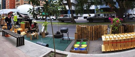 Parking Day Quito 2