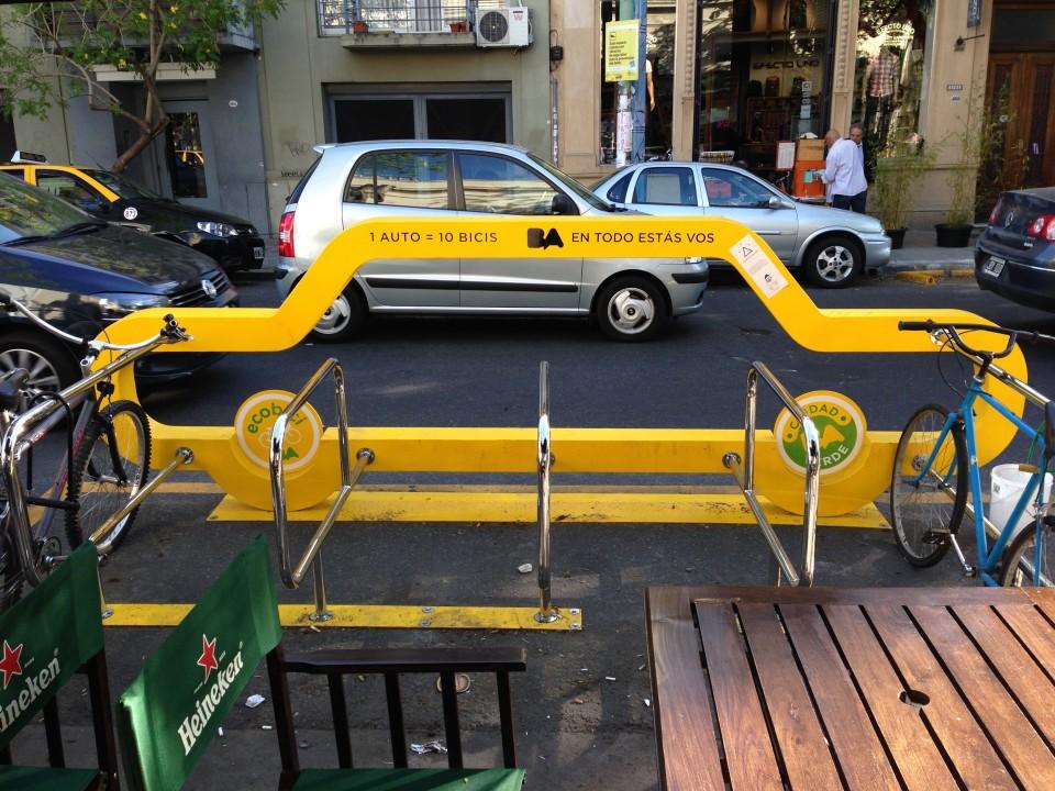Parking Spot Hacks Bike 2