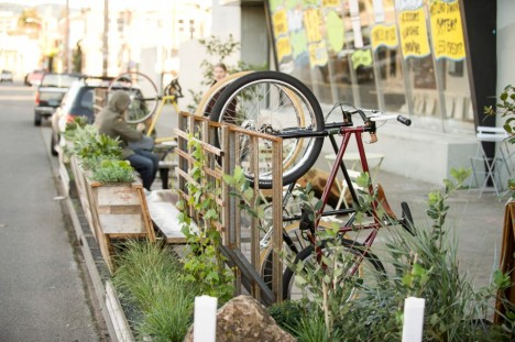 Parking Spot Hacks Bikes 3