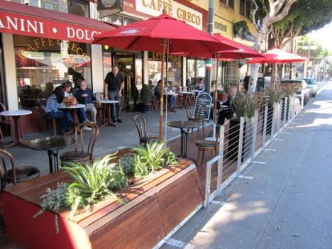 Parking Spot Hacks Cafe 1