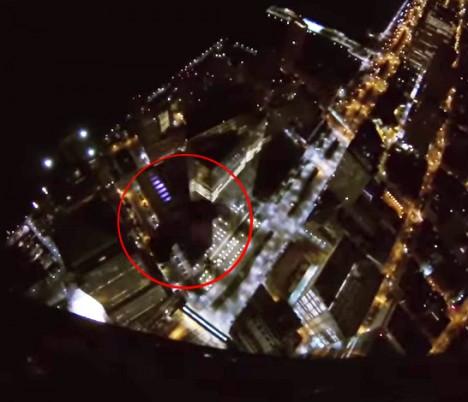 Skyscraper Selfies Illegal NYC Base Jump 1
