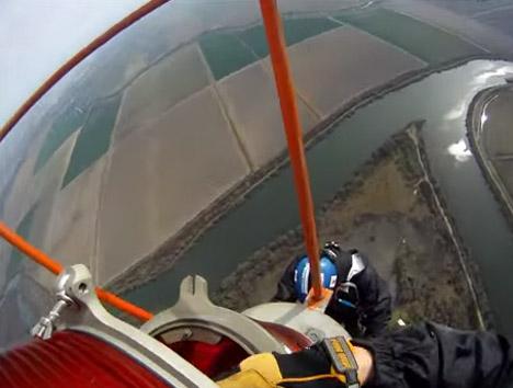 Skyscraper Selfies Safety Climb