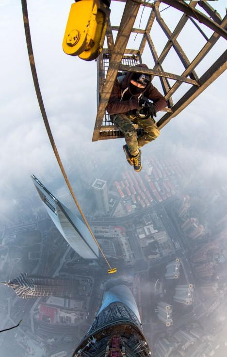 Skyscraper Selfies Shanghai 1