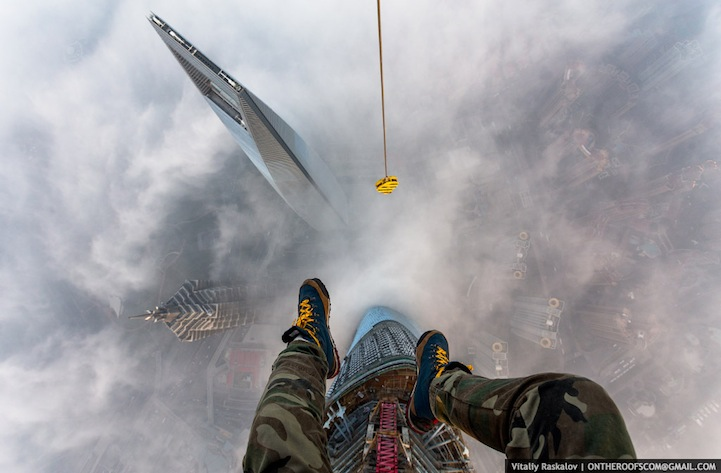 Skyscraper Selfies Shanghai 3