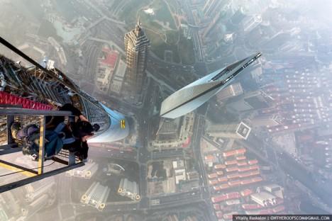 Skyscraper Selfies Shanghai 4